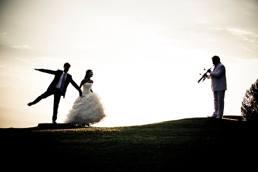 Mariage de Linan et Jean Christophe à Saint Laurent du Var