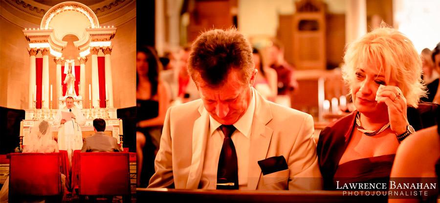 Eglise des Arcs sur Argens, Reportage Photo, Mariage de Cindy et Florent, Parents de Cindy, Emotion, Photographe Mariage