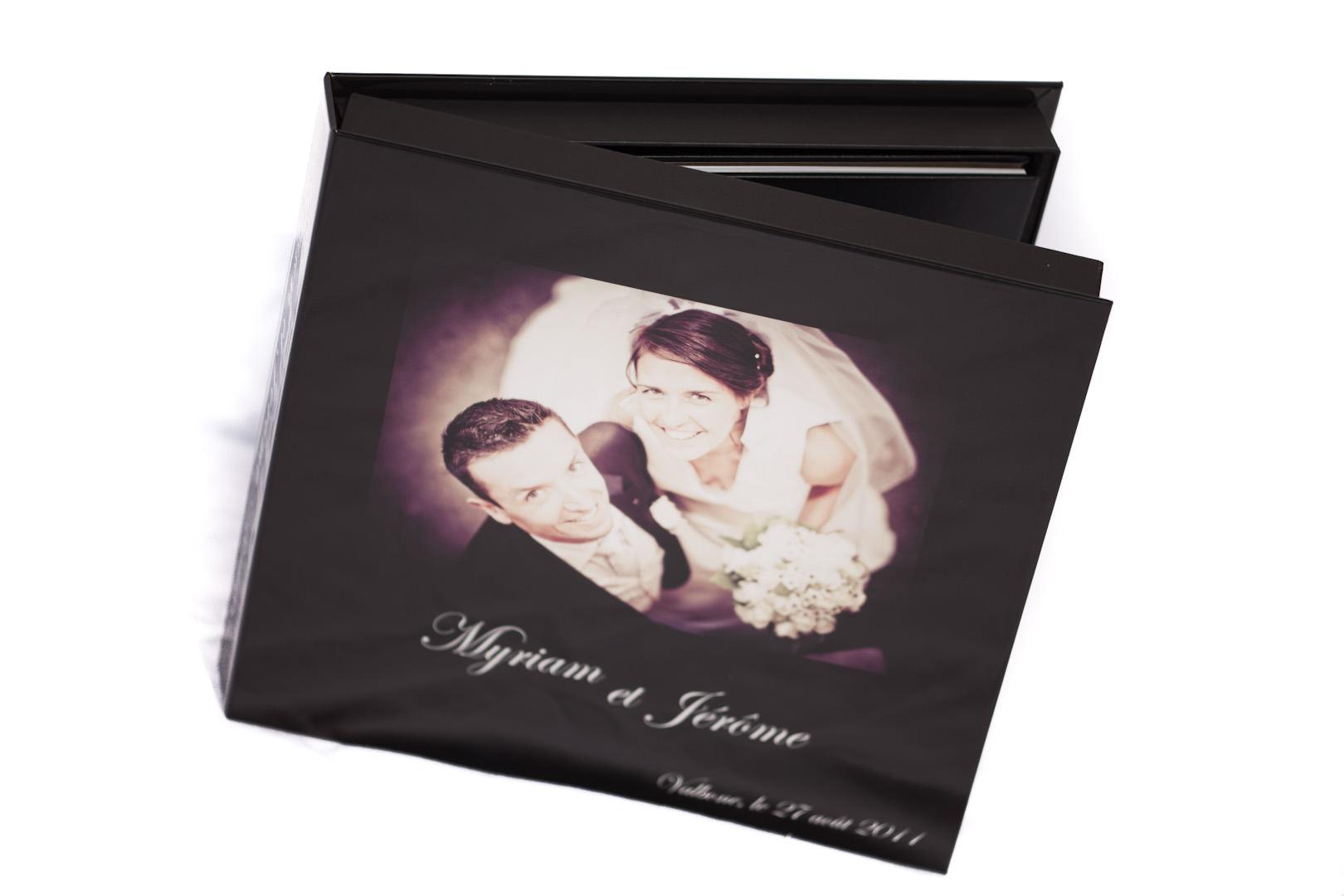Albums luxe et Livre photo haut de gamme 1