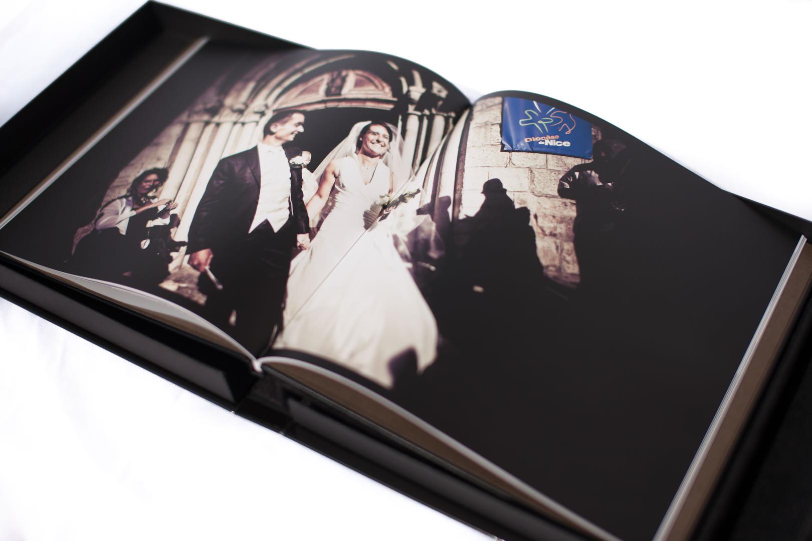 Albums luxe et Livre photo haut de gamme 4