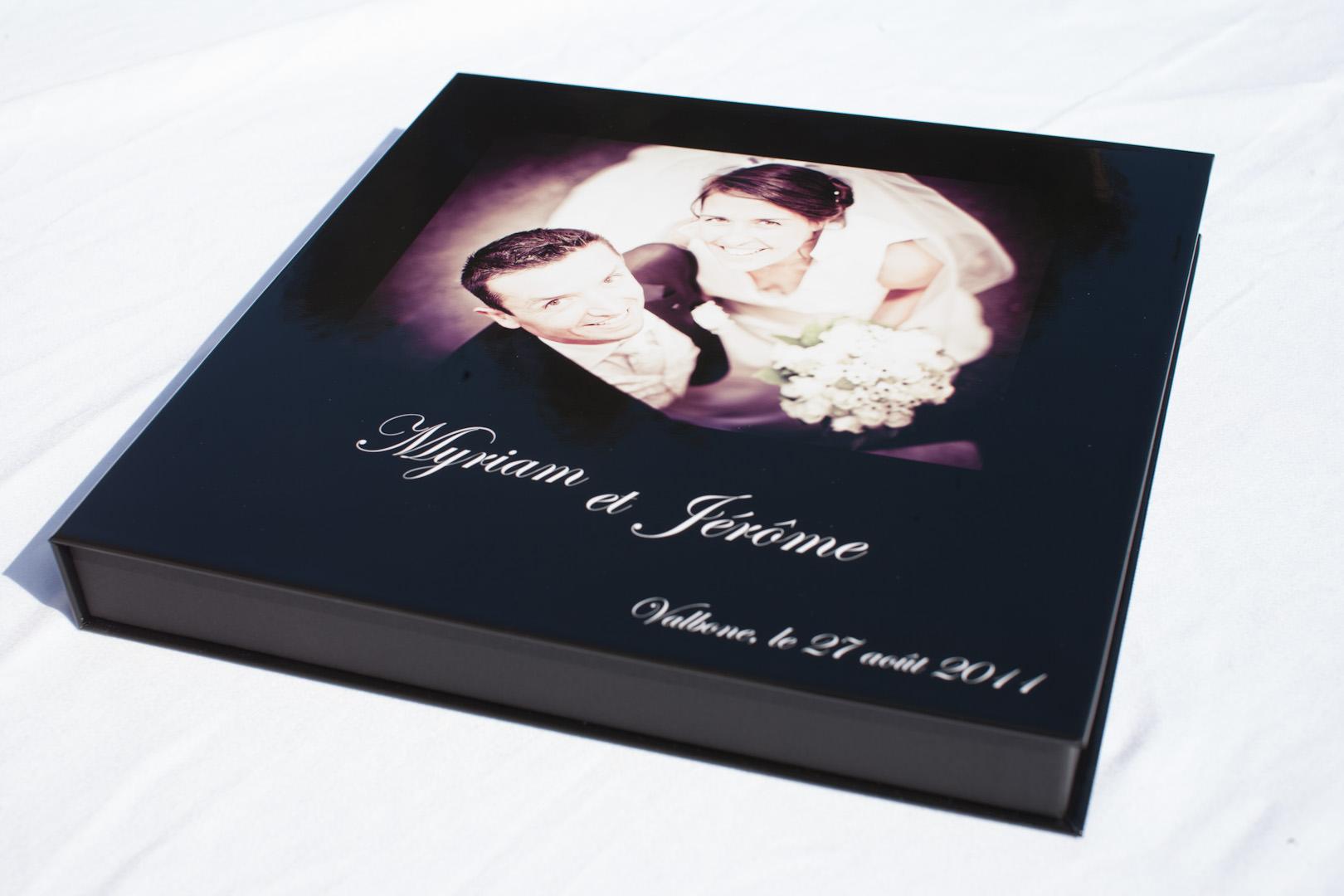 Albums luxe et Livre photo haut de gamme 9