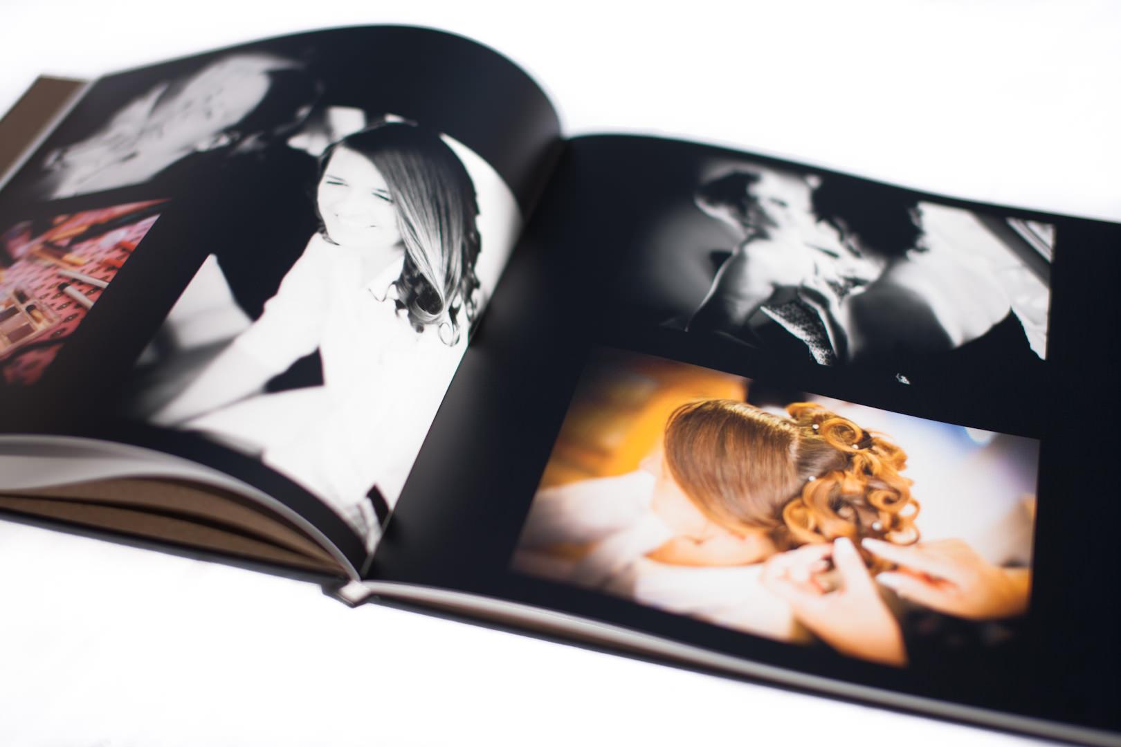 Albums luxe et Livre photo haut de gamme 10