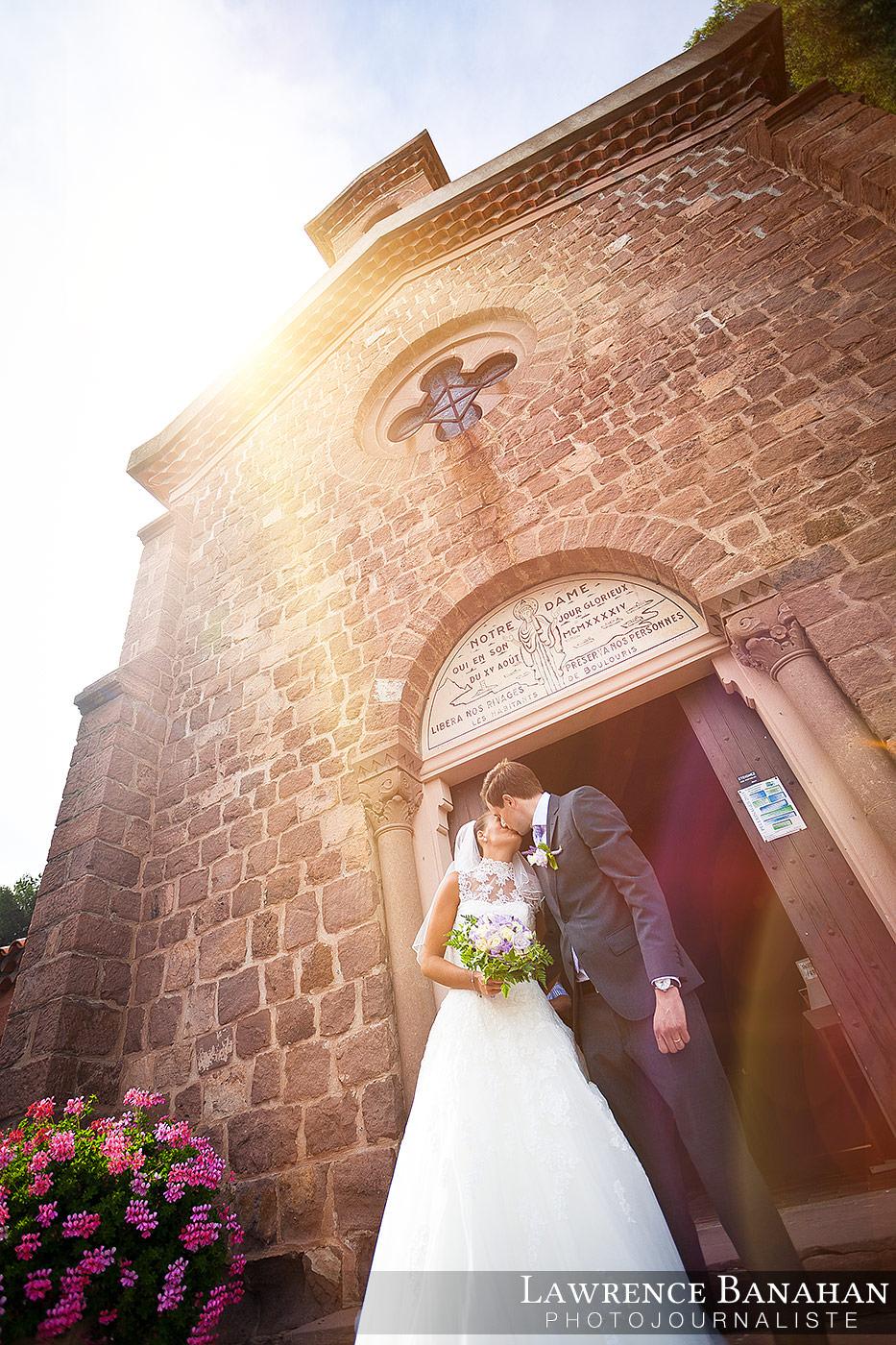 Kendra  et Torbjorn Mariage à Boulouris – Saint Raphaël