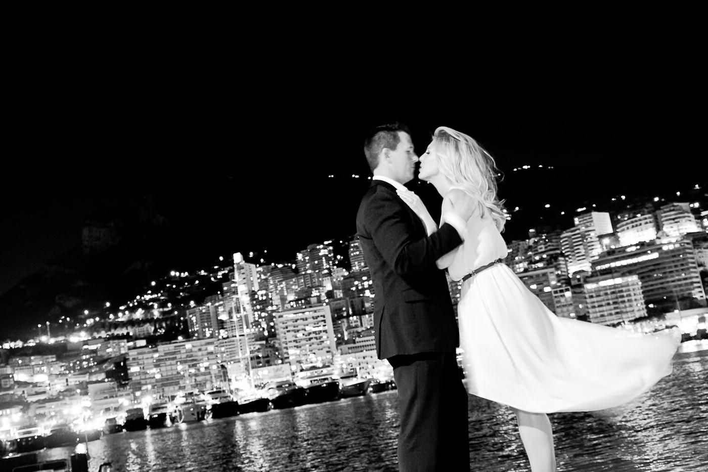 Demande en Mariage à Monaco